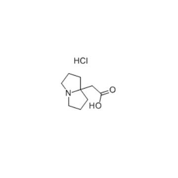 CAS 124655-63-6, Tetrahydro-1H-pyrrolizine-7a(5H)-acetic Acid Hydrochloride