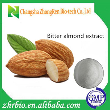 Natural Herbal Extract Bitter Almond Extract amygdalin 98%