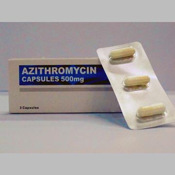 Azithromycin Capsule