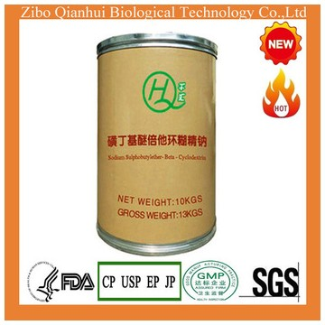 Sodium Sulfobutylether-beta-cyclodextrin pharmaceutical excipient