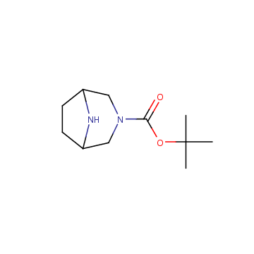 tert-butyl 3,8-diazabicyclo[3.2.1]octane-3-carboxylate