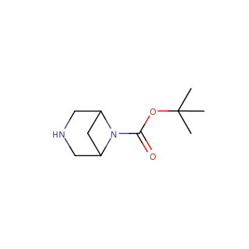 tert-butyl 3,6-diazabicyclo[3.1.1]heptane-6-carboxylate