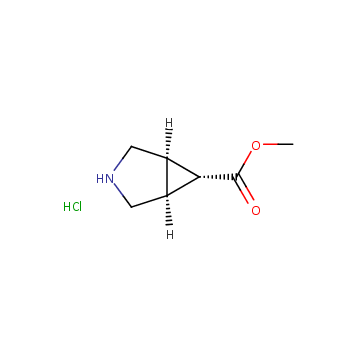 methyl exo-3-azabicyclo[3.1.0]hexane-6-carboxylate hydrochloride