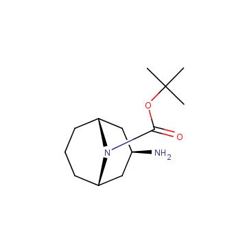 tert-butyl exo-3-amino-9-azabicyclo[3.3.1]nonane-9-carboxylate