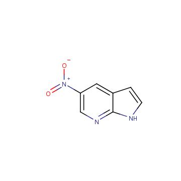 5-nitro-1H-pyrrolo[2,3-b]pyridine