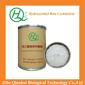 Hydroxyethyl beta cyclodextrin