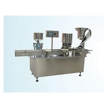 Automatic viscous liquid/paste filling machine