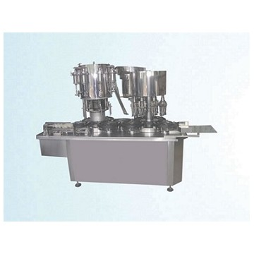 Automatic high speed liquid filling machine