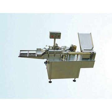 Fully automatic vial paste labeling machine