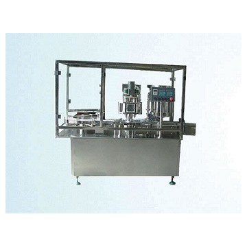 Automatic powder metering filling machine