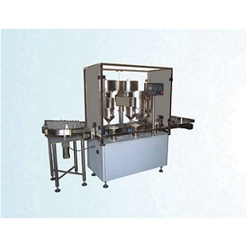 Automatic linear powder filling machine