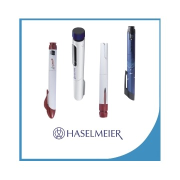 Injection pen for insulin