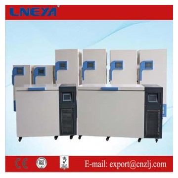 Vertical deep freezer and laboratory deep freezer temperature range from -30 up to -86 degree DW-8W5