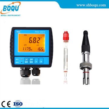 Industrial pH Meter for Water Treament Phg-2091f