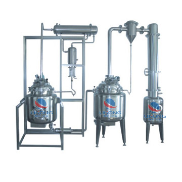 Extractor, Concentrator & Reclamation Set