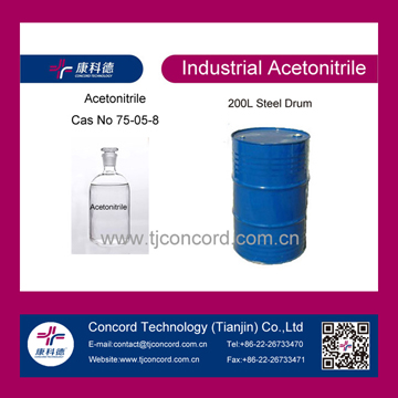 Industrial Acetonitrile