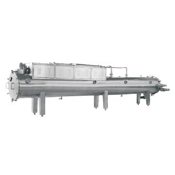 KWZD Belt-type Microwave Vacuum Dryer