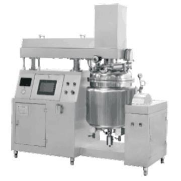 KZRJ Vacuum Emulsifying Machine
