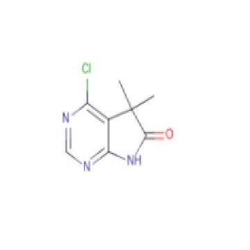 4-chloro-5,5-dimethyl-5H,6H,7H-pyrrolo[2,3-d]pyrimidin-6-one