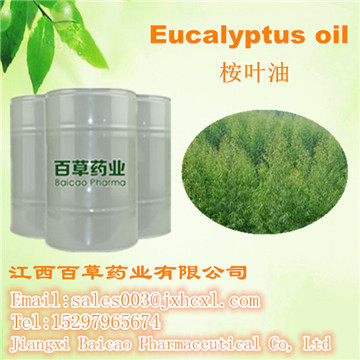 100%Natural Eucalyptus oil