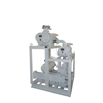 JZJ2B Series Roots Water Ring Vacuum Unit