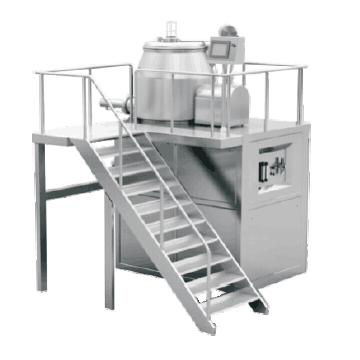 KHZ-D High Platform Wet Granulator