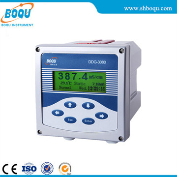 DDG-3080 industrial online conductivity meter