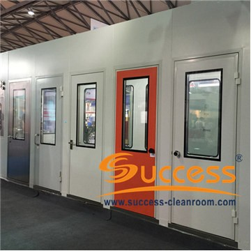 Cleanroom Flat Door