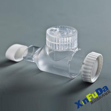 Twisting Single-dose Oral Dry Powder Inhaler