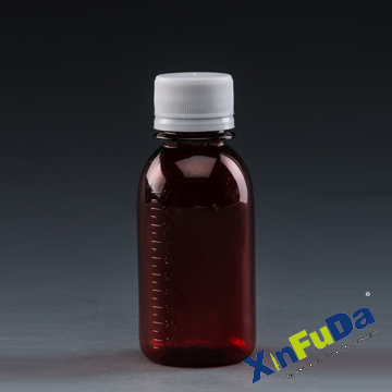 PET liquid medicine bottles 100ml
