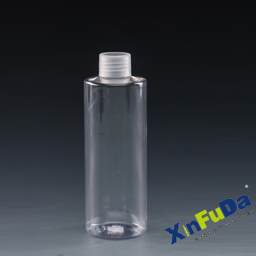 250ml plastic PET liquid bottles