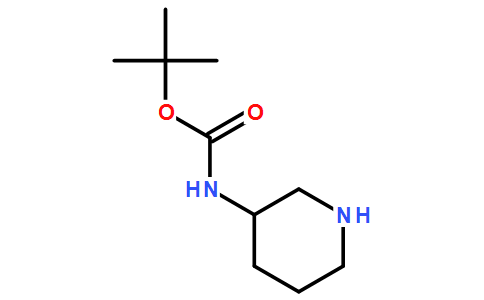 tert-Butyl piperidin-3-ylcarbamate