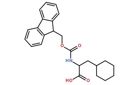 Fmoc-3-cyclohexyl-L-alanine