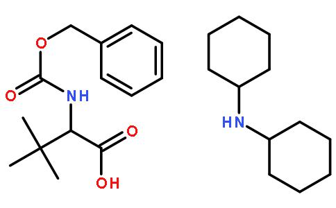 Dicyclohexylamine (S)-2-(((benzyloxy)carbonyl)amino)-3,3-dimethylbutanoate