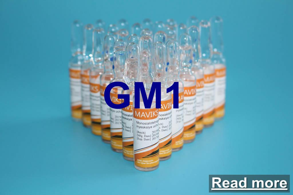 Monosialotetrahexosylganglioside Sodium (GM1)