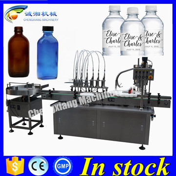 Hot sale vial filling and capping machine,filling capping and labeling machine