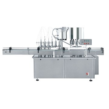 GGZ High-Speed Filling-Cap Screwing Machine