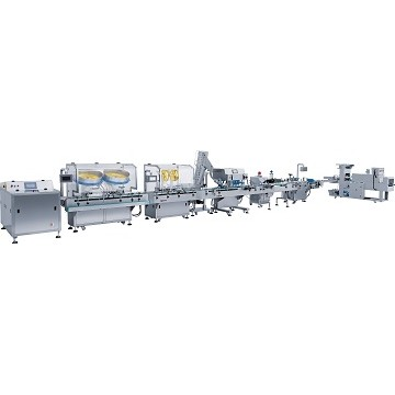 BGLX-III Automatic Bottle Packaging Production Line