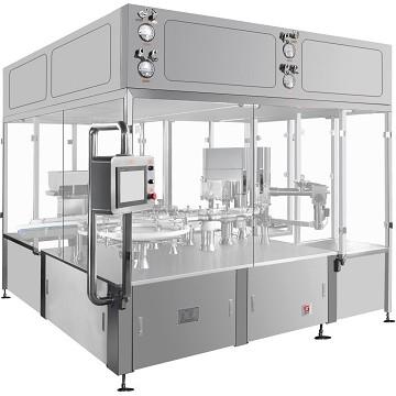 KFJ-300 High-Speed Screw Filling Machine