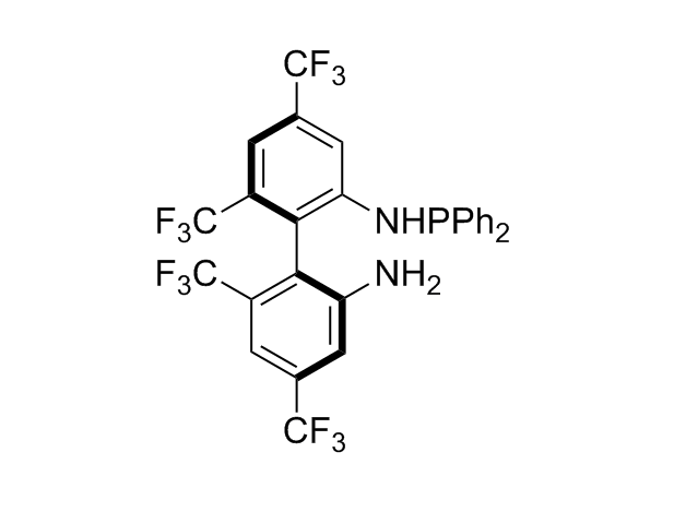 (S)-TF-BiphamPhos/N-[(1S)-2'-Amino-4,4',6,6'-tetrakis(trifluoromethyl)[1,1'-biphenyl]-2-yl]-P,P-diph