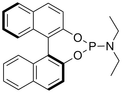 (11bS)-N,N-Diethyl-dinaphtho[2,1-d:1',2'-f][1,3,2]dioxaphosphepin-4-amine