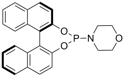 4-(11bR)-Dinaphtho[2,1-d:1',2'-f][1,3,2]dioxaphosphepin-4-ylmorpholine