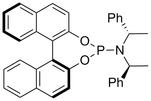(11bS)-N,N-Bis[(S)-1-phenylethyl]-dinaphtho[2,1-d:1',2'-f][1,3,2]dioxaphosphepin-4-amine