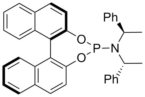 (11bR)-N,N-Bis[(R)-1-phenylethyl]-dinaphtho[2,1-d:1',2'-f][1,3,2]dioxaphosphepin-4-