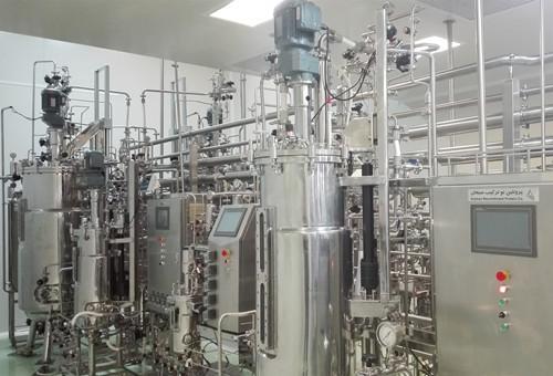 5L 50L 500L 150L fermenter bioreactor (GMP)