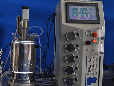 10 liters Light bioreactor BLBIO-10GJL