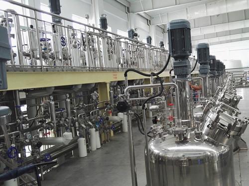 1000L 10000 L  fermenter system