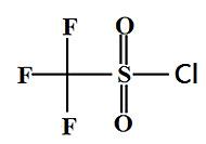 Trifluoromethanesulfonyl Chloride