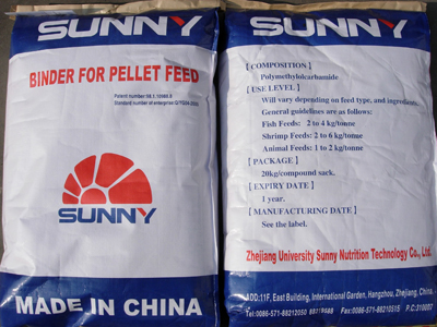 Sunny Binder (For Pellet Feeds)