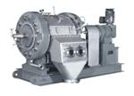Pressurization rotary drum filter